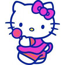 Pegatina Autoadhesiva Niño Hello Kitty E056