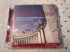 Roma Triumphans [Hybrid SACD], New Christopher Jackson
