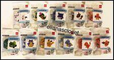 11 POKEMON Pikachu NANO BLOCKS TOYS LEGO NANOBLOCK Party Favors kids FREE GIFT!!