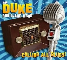 DUKE ROBILLARD - CALLING ALL BLUES!  CD NEU