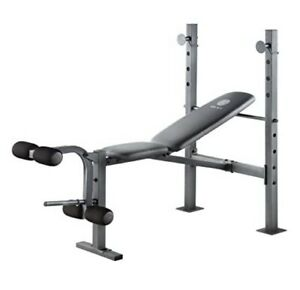 Gold's Gym GGBE60610 XR 6.1 Weight Bench
