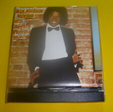 "CD ""Michael Jackson-Off The Wall"" 10 chansons (don 't stop, til you get enough)"