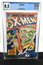 X-Men 93 1975 CGC Graded 8.5  John Buscema Cover   Don Heck, Werner Roth  Art