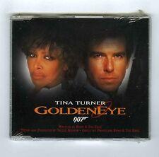 MAXI CD 4 Trk (NEW) OST JAMES BOND GOLDENEYE TINA TURNER