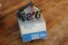 1966 1967 Lincoln Convertible Window Retracting Control Relay  NOS