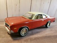 MPC 1975 Dodge Dart Duster Sport Hardtop 1:25 Scale Plastic Built Model Car