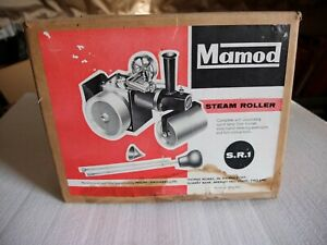 Mamod Roller Sr1 Boxed Excellent Condition  Model Steam  No reserve