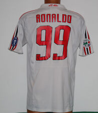 maglia Milan Ronaldo 2007 2008 adidas shirt Bwin climacool jersey M