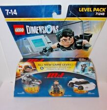 Lego Dimensions 71248 Mission Impossible Mi1 Ethan Hunt IMF Sport Car Level Pack