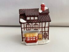 Department 56 Dickens Village Porcelain Bakers House Village Scene