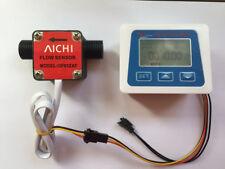 Gal Digital flow meter+ oval gear flow meter sensor for measuring diesel gasolin