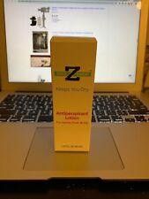 ZEROSWEAT ANTIPERSPIRANT LOTION for hands, feet & body 1.35 fl oz