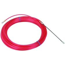 NEW 50 Foot Fish Tape Wire Cable Puller, Non-Conductive Electrical Xmas