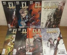 ELRIC BALANCE LOST 1 2 5 6 A B BOOM VARIANT COMIC LOT MOORCOCK ROBERSON 2011 NM