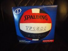 Spalding Never Flat Volleyball TF 1500 Official Indoor Size Microfiber Composite