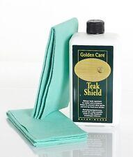 GOLDEN Care TEAK Shield MACCHIE protezione arredo giardino cura legno protezione legno