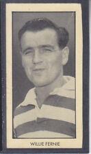 Thomson - World Cup Footballers 1958 # 1 Willie Fernie - Celtic