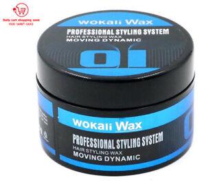 100% Original Men Women Professional Styling System Moving Dynamic Hair Wax 150g