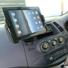 Swivel Car Vehicle Air Vent Mount with Deluxe Tablet PC Cradle for the iPad
