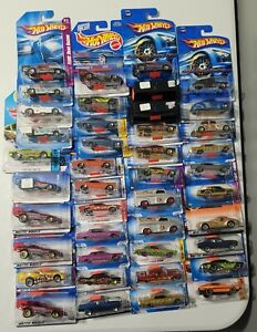 🔥 HOT WHEELS LOT OF 42 DAIRY DELIVERY & FUNNY CAR & TALLADEGA & GALAXIE MORE 🔥
