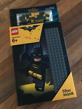 Lego Batman Notebook OFFICIAL BRAND NEW with studs - 853649