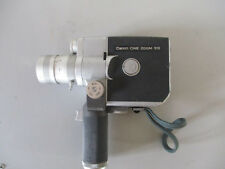 CAMERA 8 mm  CANON CINE ZOOM 512     POUR PIECES OU A REPARER