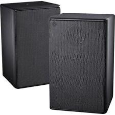 Insignia  NS-OS112 2-Way Speakers (Pair) - Black