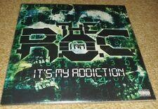 "NEW THE R.O.C. IT'S MY ADDICTION/REVELS IN THE DARK 7"" VINYL RECORD TWIZTID LEX"