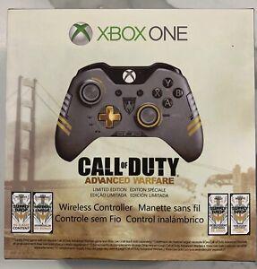 Microsoft Xbox One Limited Edition Call of Duty:Advanced Warfare Controller 1537