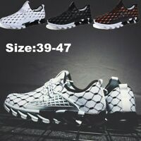 Men's Sports Running Sneakers Casual Trainers Athletic Outdoor Tennis Gym Shoes