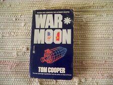 War Moon by Tom Cooper (1987, Paperback)