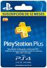 Playstation Plus / Psn Plus / 12 Meses / 1 Año / Lee descripcion jugar online!!