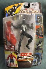Marvel Legends Black Costume Spider-Man Red Hulk Series 2007 Target Exclusive