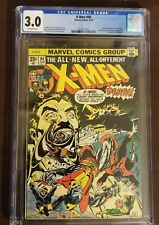 "X-Men #94 CGC 3.0 CLASSIC 2nd ""New X-Men"" 8/1975"