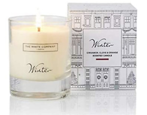 NEW The White Company Winter Candle * Limited Edition/Boxed*