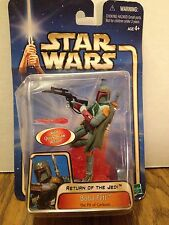 STAR WARS RETURN OF THE JEDI BOBA FETT, PIT OF CARKOON. NEW, UNOPENED.