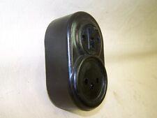 antiguo baquelita Interruptor + ENCHUFE Montadas De Luz Combinación AP Loft