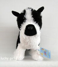 Nwt Webkinz Full Size Boston Terrier Puppy Dog w/ Sealed Code 4 Online Free Ship