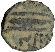 BERYTOS in PHOENICIA 218AD Satyr Marsyas Galley Ship  Ancient Greek Coin i36677
