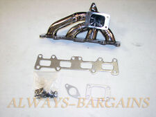 Manzo Stainless Steel Turbo Manifold Dodge Neon 03-05 2.4L A853 SRT-4 Stage 3