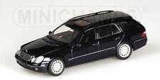 Mercedes Benz E-Class T-Model 2003 Blue  Metallic 400031510 1/43 Minichamps
