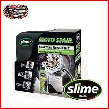 Kit Slime Moto Repair Riparazione Forature - Motociclette - Pneumatici Tubeless