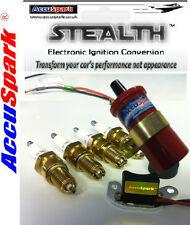 FORD PINTO STEALTH Kit allumage électronique + BOUGIES + ROUGE SPORT bobine