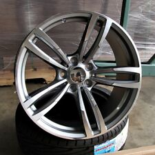BMW M4 Style 19x8.5/9.5 GMMF Wheels (Set of 4) Fit F30 328i 335i 340i