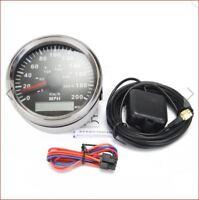 85mm,GPS,Speedometer,300KPH,200MPH,Car,Truck,Motorcycle,fairing,only,12v,,&,24v