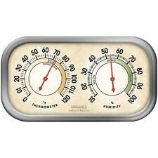 SPRINGFIELD PRECISION 90113-1 Indoor Humidity Meter & Thermometer Combo