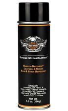 Harley-Davidson Leather and Suede Rain and Stain Repellent Motorcycle 98051-11V