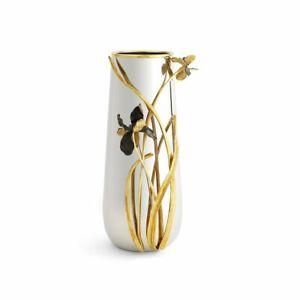 Michael Aram Black Iris Large Vase