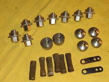 Lot pièces de carburateur Gurtner Mobylette AV3, AV 3, 33…NOS !!