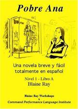 Pobre Ana: Una Novela Breve y Facil Totalmente en